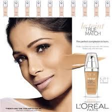 loreal 30ml true match foundation d5 w5 golden sand