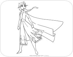 Print coloring pages by moving the cursor over an image and clicking on the printer icon in its upper right corner. Frozen 2 Coloring Pages Coloring Home