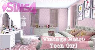 Sims 4 Girls Bedrooms - Drone Fest