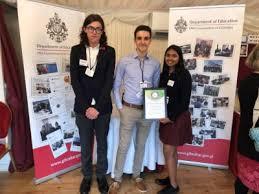 Gibraltar Team Highly Commended In Stem Inspirational Awards At