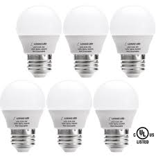 L Lohas Led Lh Bl 3w 5000k 6 G14with Ul Listed 3w 25w Equivalent Led Tiny Small Night Bulbs 120v For Bedroom Ceiling Fan Table Lamp Light 6pack