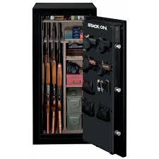 Fire Safe Cabinets Stack On 24 Gun Fire Safe With Electronic Lock Bjs Wholesale Club