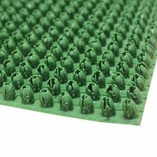 PVC Plastic Astro Turf Grass Look Doormat Floor Entrance Door Mat ...