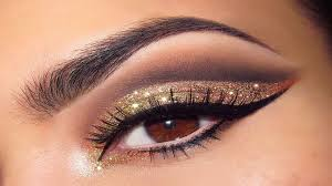 glamorous glitter eye makeup for you hd free
