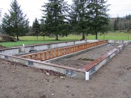 Perimeter Foundation Created for Modular Home Installation
