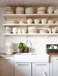 Open Shelving For Kitchen Wall Trendyexaminer