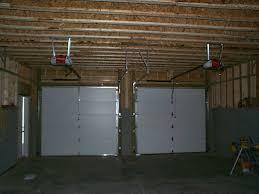 steeldoorinside garage door style install garage door how to install garage door a replace