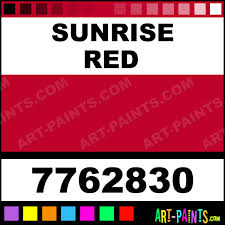 rustoleum paint color chartSunrise Red Gloss Spray Enamel Paints  7762830  Sunrise Red