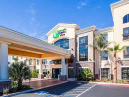 Hotel Classic Inn Holiday Inn Express Suites Eureka Hotel By Ihg