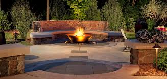 Patio Design Ideas With Fire Pits patio ideas with firepit portrait of in ground fire pit design juggles cold outdoor into a