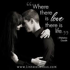 Love Is Life Inspirational Quote By Mahatma Gandhi Amazing Inspirational Quotes On Love And Life