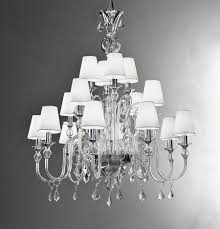 modern murano glass chandelier modern murano chandelier l16k clear glass murano lighting
