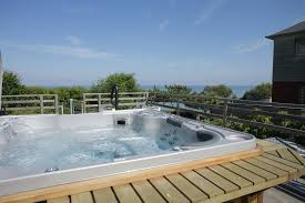 Outdoor Jacuzzi Outdoor Jacuzzi Spa Bay Of The Somme Le Cise