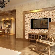 glass conch tile sheets kitchen backsplash brown crystal glass mosaic gcs101 bathroom tile flooring shower