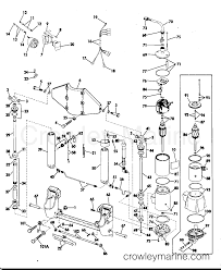 Tilt and trim switch wiring diagram lovely power tilt and trim 50 hp 1974 rigging parts