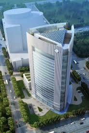 office block design. Soochow Securities Headquarters Office Block Design I