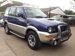Used Nissan Terrano cars for sale with PistonHeads