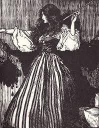 Art Black And White Fairytale Arthur Rackham