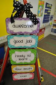 Kindergarten Classroom Behavior Chart I Know Youre Probably Looking At The Hanging Chart And It