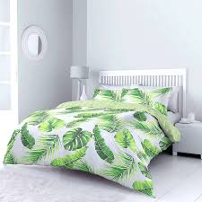 green bed linen sets tropical leaves green bed linen collection bed linen  tropical leaves green bed .
