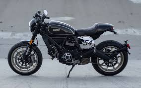 ducati jumps into the caf racer segment with its new scrambler