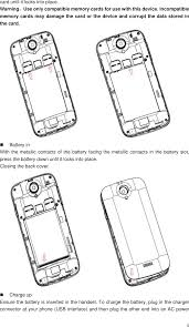 User Manual POSH Orion Max X550 Posh Mobile