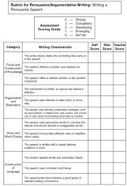 020 Argumentative Research Paper Rubric High School Bunch