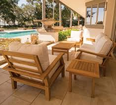 5 best teak patio sets for your stylish