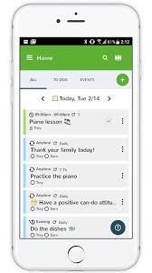 Chore Chart App For Android Stridepost A Chores And Calendar App For The Whole Family