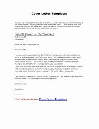 94 Google Docs Cover Letter Template Cover Letter Template Google