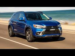 mitsubishi rvr 2018. wonderful rvr 2018 mitsubishi asxrvr features walkaround to mitsubishi rvr