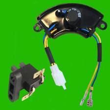generator brushes champion power avr carbon brush for 46553 76555 122 190200 04 round generator