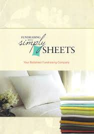 Simply Sheets Fundraiser Cororio