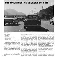 los angeles the ecology of evil