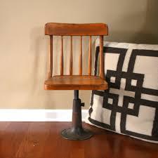 vintage wooden office chair. Wooden Desk Chair Antique Vintage Office