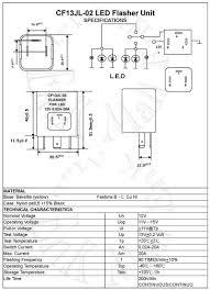 3 pin electronic led flasher blinker fix turn signal s ebay Led Turn Signal Flasher Relay Wiring 3 pin electronic led flasher blinker relay fix turn signal problem Electronic Flasher for LED Turn Signals