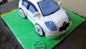 Until it looks like this. Sculpted Bugatti Veyron Car Cake Cakes Pk