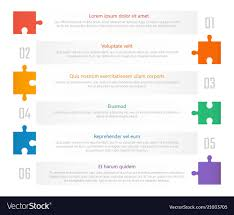 Table Chart Design Numbered List Template Chart Table Design