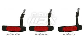 Putter Lie Angle Chart Diy Driver Tune Up Diy Fitting Golfwrx