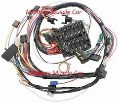 dash wiring harness 69 pontiac gto lemans tempest judge ram air 1969 1970 Pontiac GTO Judge 455 HO image is loading dash wiring harness 69 pontiac gto lemans tempest