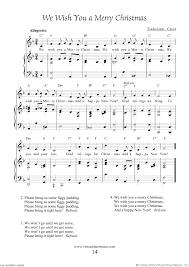 We Wish You a Merry Christmas Sheet Music, Lyrics and Mp3