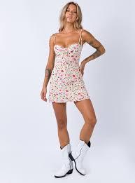 Karla Mini Dress Princess Polly Usa