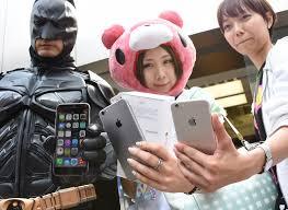 iphone japan. iphone buyers in japan iphone m