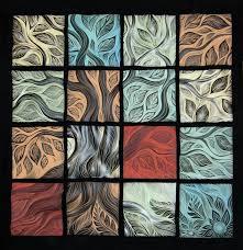 Plain Art Tile Designs Natalie Blake Studios Installation Shots Of Sculptural Wall To Concept Ideas