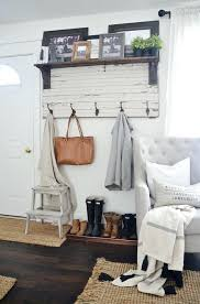 Foyer Coat Rack