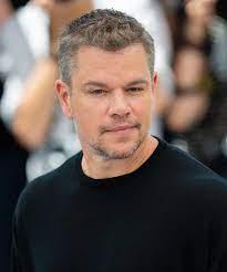 Matt Damon Says He's Never Used A ...