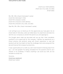 Follow Thank You Letter After Essay Easy Topics Format Of A