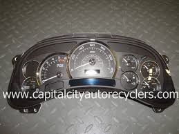 2004 Chevy Impala Instrument Cluster Recall ...