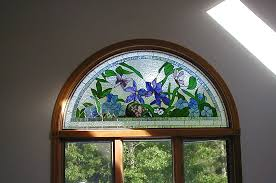 stained gl transom window patterns beveled clear