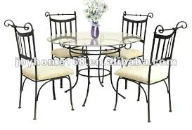 wrought iron indoor furniture. Wrought Iron Indoor Furniture Rot Dining Table Traditional R